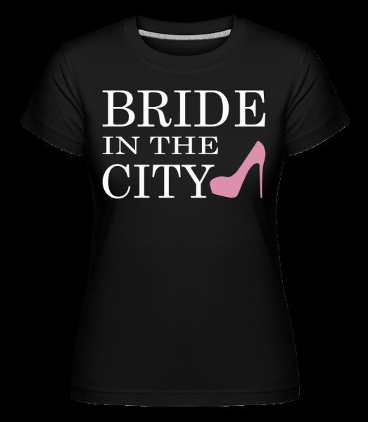 Bride In The City - T-shirt Shirtinator femme - Noir - Vorn