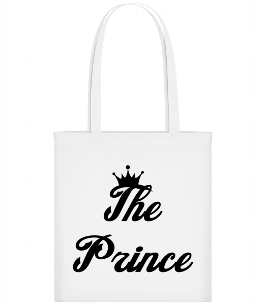 The Prince - Sac tote - Blanc - Vorn