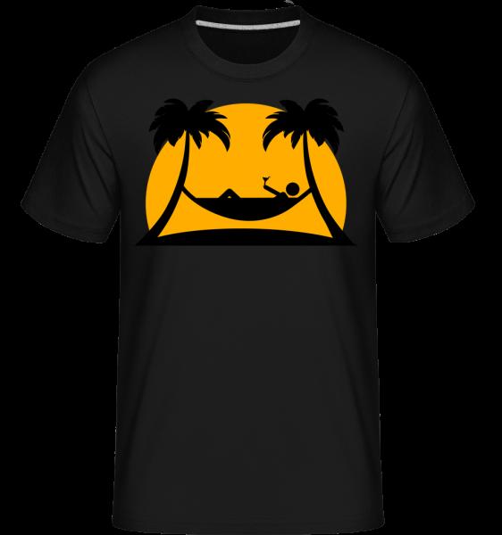 Vacances -  T-Shirt Shirtinator homme - Noir - Vorn