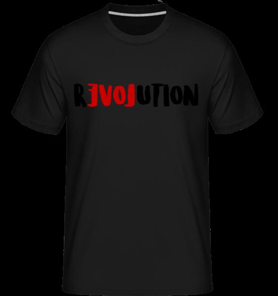 Revolution -  T-Shirt Shirtinator homme - Noir - Vorn
