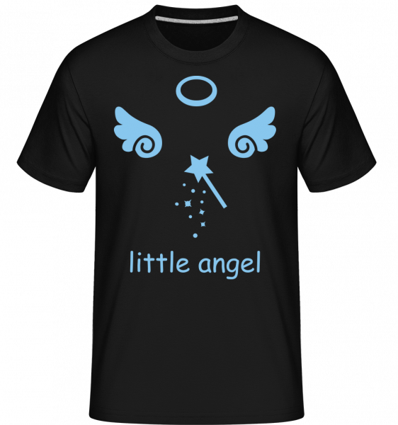Little Angel Wings - T-Shirt Shirtinator homme - Noir - Vorn