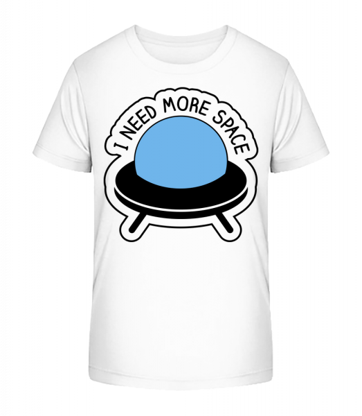 I Need More Space - T-shirt bio Premium Enfant - 12-14 ans - Vorn