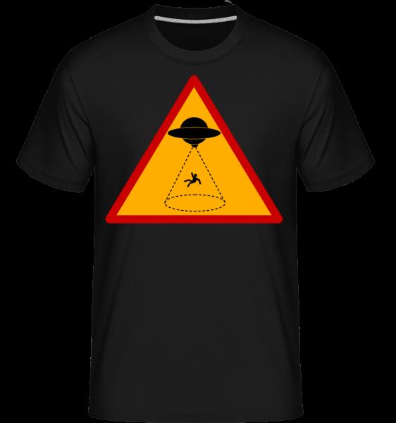 Zone OVNI -  T-Shirt Shirtinator homme - Noir - Vorn